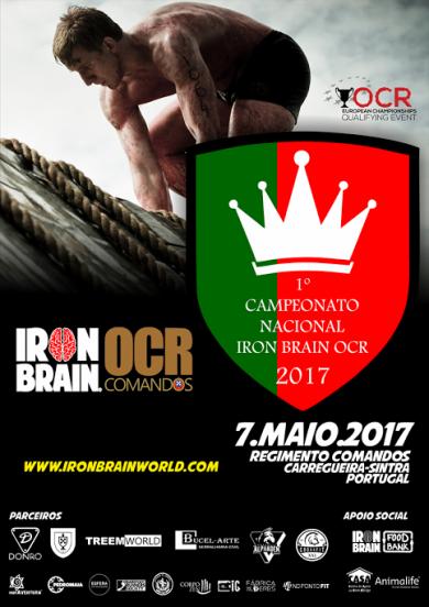 """1b6eab2c90caf A IRON BRAIN OCR é uma """"dura"""" corrida de obstáculos que se vai realizar no  Centro de Tropas de comandos na Serra da Carregueira – Sintra"""