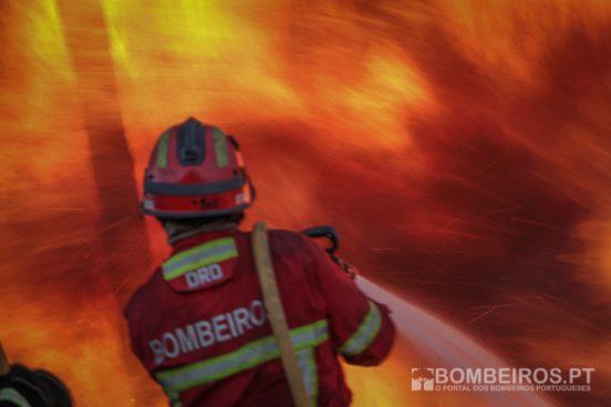 Suspenso pagamento de refeições a 12 corporações de bombeiros