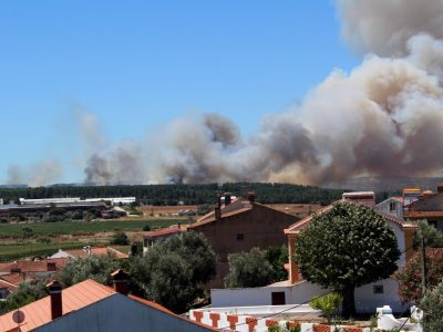 IPMA não detetou descarga elétrica como origem do incêndio de Pedrógão Grande