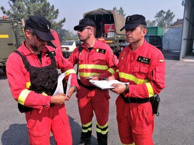 Aldeia de Castelo Novo evacuada pelas autoridades — Fundão