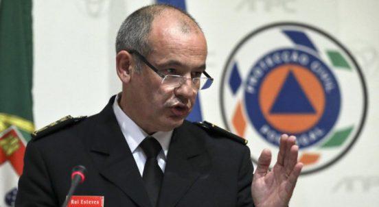 Comandante da Proteção Civil apresenta a demissão