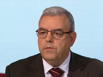 Presidente da Proteção Civil demite-se — Portugal