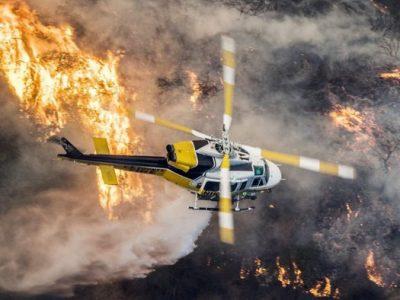 Incêndios obrigam retirada de 200 mil pessoas da região de Los Angeles