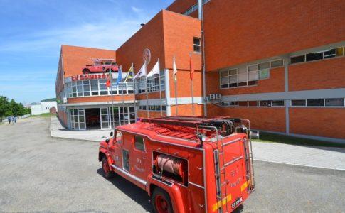 Bombeiros de Coimbrões receberão apoio da Câmara de Gaia Foto: Direitos Reservados